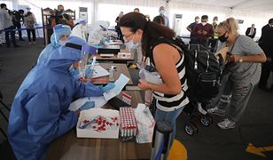 Koronawirus. Polscy turyści na kwarantannie w Egipcie