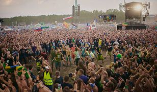 Kostrzyn nad Odrą. Pol'and'Rock Festival w 2018 roku