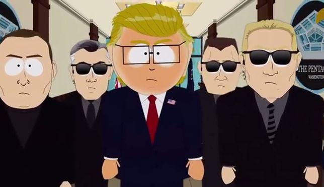 "Kadr z serialu ""Miasteczko South Park"""