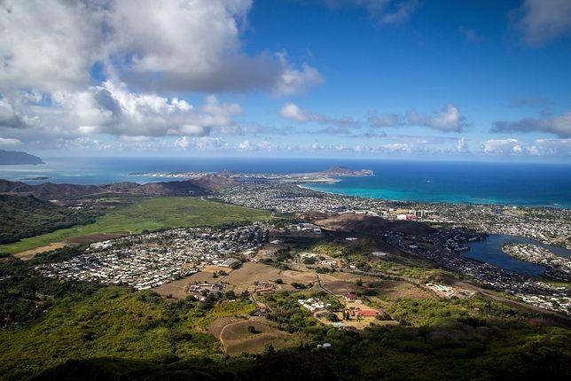 Miejsce 8. Kaneohe w Honolulu, Hawaje