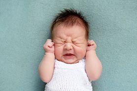 Zatwardzenie u niemowlaka – co zrobić?