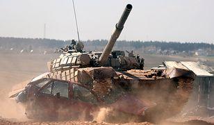 Stare czołgi T-72 wrócą na pole bitwy. Brejza nie kryje zdumienia