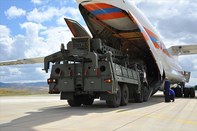 USA kontra Rosja. Turcja bez myśliwców F-35