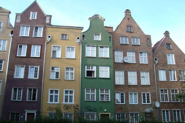 Są dodatkowe pieniądze na rewitalizację gdańskiego Dolnego Miasta