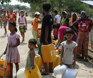W Birmie 30 dzieci zmarło z powodu nieznanej choroby. Powoduje ona problemy z oddychaniem