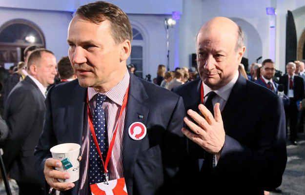 Radosław Sikorski pogratulował Andrzejowi Dudzie: życzę spełnienia obietnic wyborczych