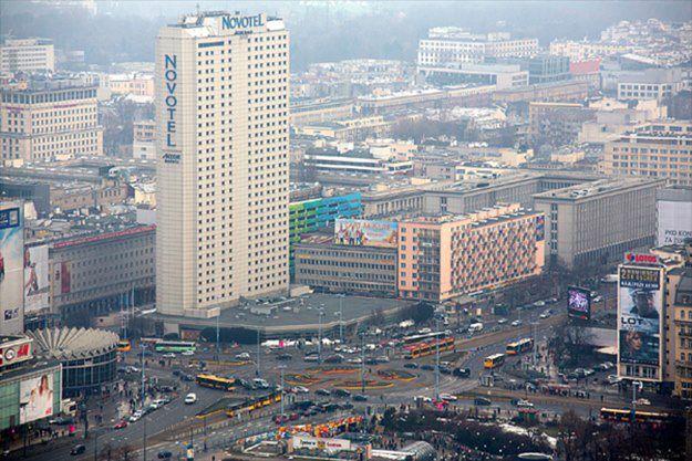 Centrum miast dla czystych aut