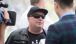 Krzysztof Skiba został pozwany przez TVP.