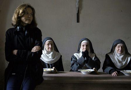 Katarzyna Dąbrowska o przygotowaniu do roli zakonnicy