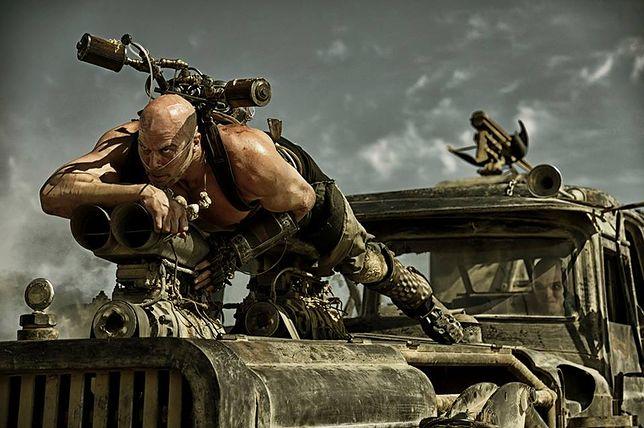 #dziejesiewkulturze: ''Mad Max: Na drodze gniewu'' bez komputerowej obróbki wygląda zjawiskowo