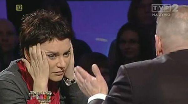 """""""Tomasz Lis na żywo"""": słowne boksowanie w telewizyjnym studiu"""