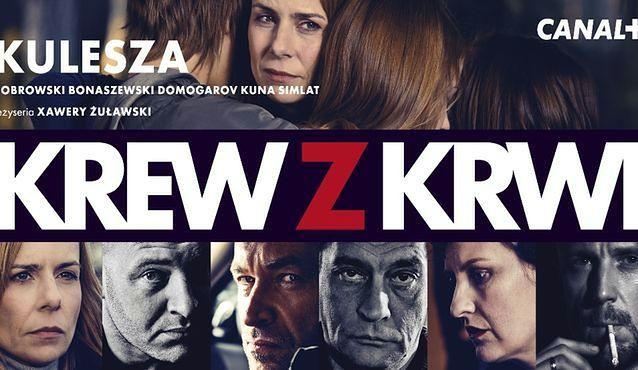 """""""Krew z krwi"""": Agata Kulesza uwikłana w mafijną grę"""
