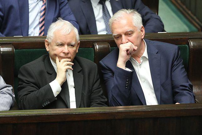 """Jarosław Gowin zemści się na Jarosławie Kaczyńskim? """"Może zablokować wybór Stanisława Piotrowicza"""""""