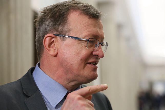 Tadeusz Cymański o opłacie paliwowej: ta ustawa padnie, jeśli nie będzie dyscypliny