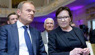 Smoleńsk. Donald Tusk broni Ewy Kopacz po emisji dokumentu w TVP