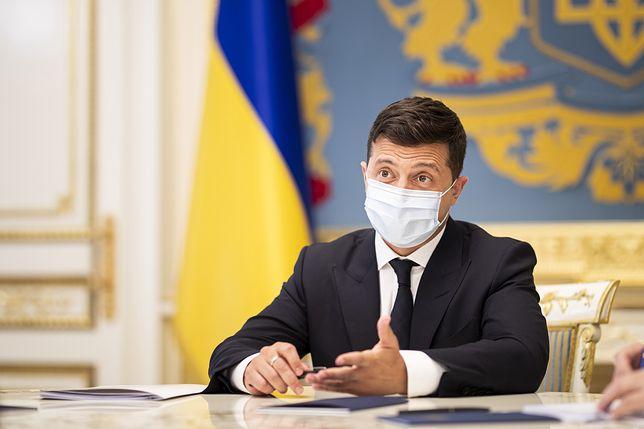 Ukraina w NATO? Zełenski złożył deklarację