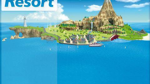 Wyspa z Wii Sports Resort jako nowa postać Nintendo