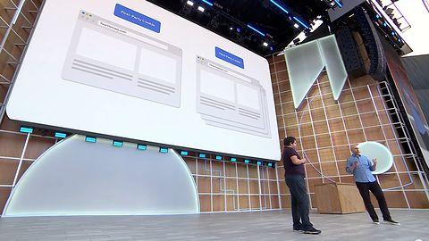 Google Chrome utrudni śledzenie, da nam kontrolę nad cookies