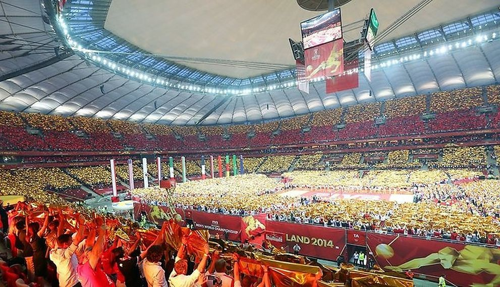 Siatkówka wraca na PGE Narodowy! Inauguracja ME w Warszawie