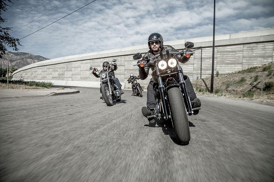 Za darmo: Harley on Tour 2014