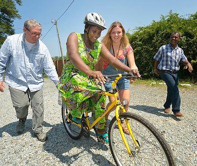 Warsztaty z jazdy rowerem