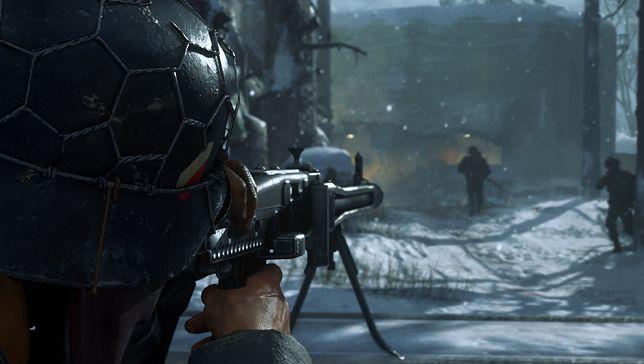 """Gramy w """"Call of Duty: WWII"""" - lądowanie w Normandii"""