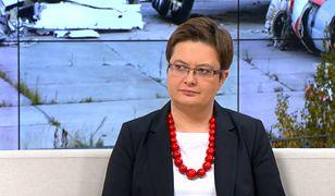 """Katarzyna Lubnauer o Petru: """"Raczej nie rozmawiamy. Nie ma o czym"""""""