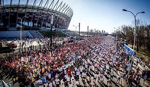 Maraton zablokuje Warszawę