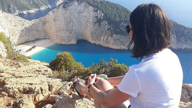 Największą atrakcją malowniczej wyspy Zakynthos jest Zatoka Wraku