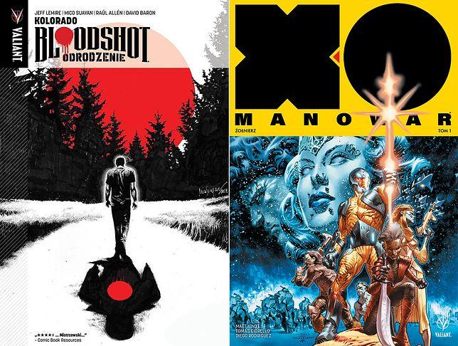"""""""Bloodshot: Odrodzenie"""" i """"X-O Manowar"""" - tak się zdobywa nowych fanów"""