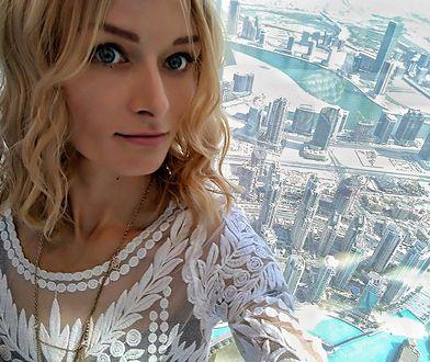 Burdż Chalifa w Dubaju. Tak wygląda świat z wysokości ponad pół kilometra