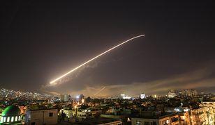 W ataku na Syrię przetestowano nowe rakiety. Mają je także polscy lotnicy