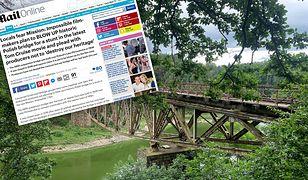 Mission: Impossible w Polsce. Brytyjski Daily Mail pisze o kontrowersjach wokół mostu Pilchowickiego