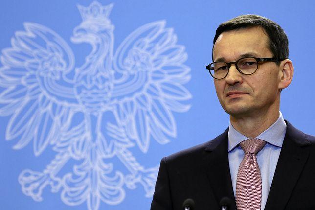 Tragedia w Poznaniu. Morawiecki przyznał odszkodowanie mieszkańcom kamienicy