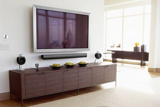Kącik telewizyjny: gdzie umieścić telewizor w salonie?