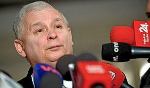Kaczyński o współpracy Wałęsy z SB