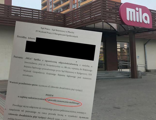 Była pracownica oskarża sieć sklepów o mobbing. Cztery strony opowieści o dręczeniu