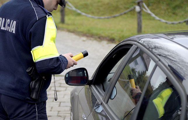 Zmiany w sposobie badania trzeźwości na drodze