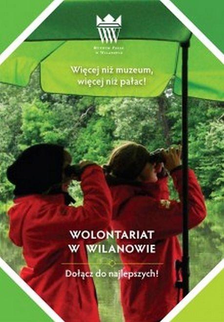 Muzeum Pałac w Wilanowie szuka wolontariuszy