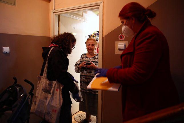 Warszawa poszukuje wolontariuszy