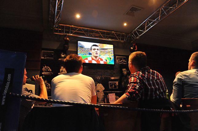 Warszawa. Stołeczne puby czekają na kibiców [zdj. ilustracyjne]