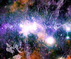 """NASA pokazała niewiarygodne zdjęcie. """"Gwałtowne centrum Drogi Mlecznej"""""""