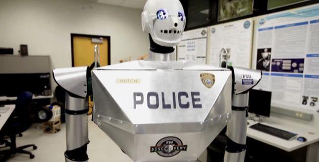 """Studenci z Florydy stworzyli """"Robocopa"""""""
