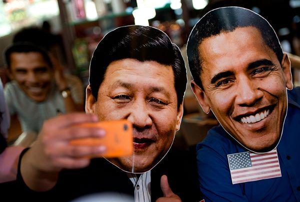 """Amerykański """"naszyjnik"""" wokół Chin - USA zwiększają obecność w Azji"""
