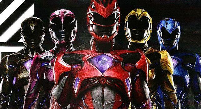 Power Rangers A.D. 2017
