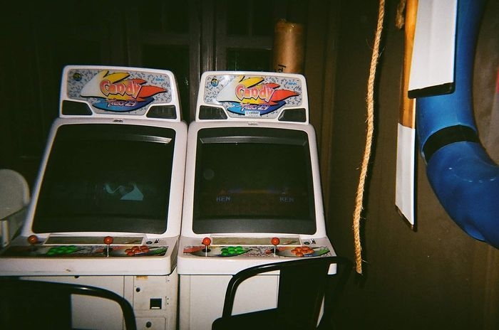 stare automaty do gier