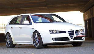 Alfa Romeo 159 – niedoceniana ślicznotka