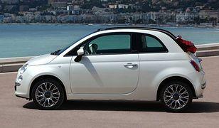 """Fiat 500 najbardziej ekologicznym """"benzyniakiem"""" we Włoszech"""