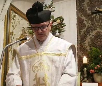 Ksiądz Michał Woźnicki