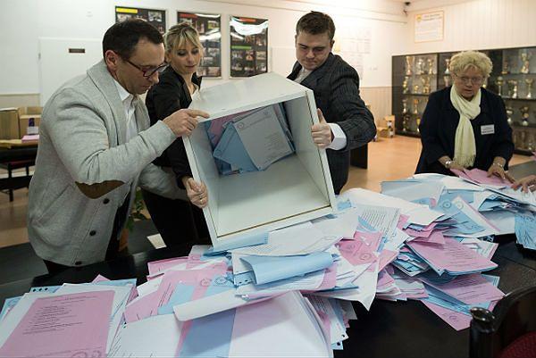 Nadal brak protokołów z głosowania do mazowieckiego sejmiku